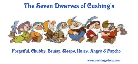 Seven Dwarves of Cushing's